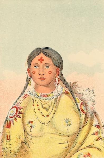 North American Indians Vol. 2 - Fig. 116 (1926)