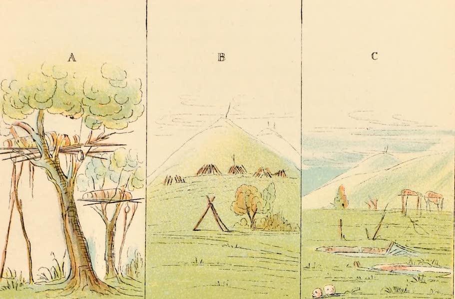 North American Indians Vol. 2 - Fig. 121 (1926)