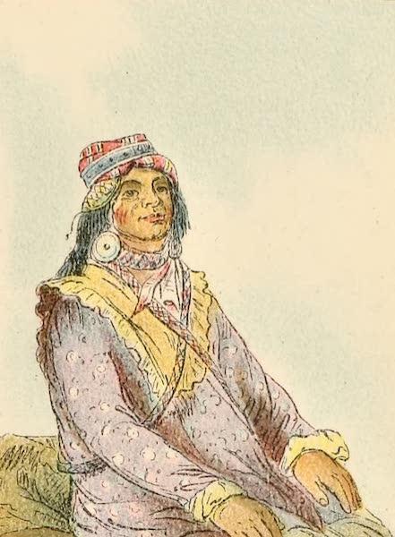 North American Indians Vol. 2 - Fig. 220 (1926)