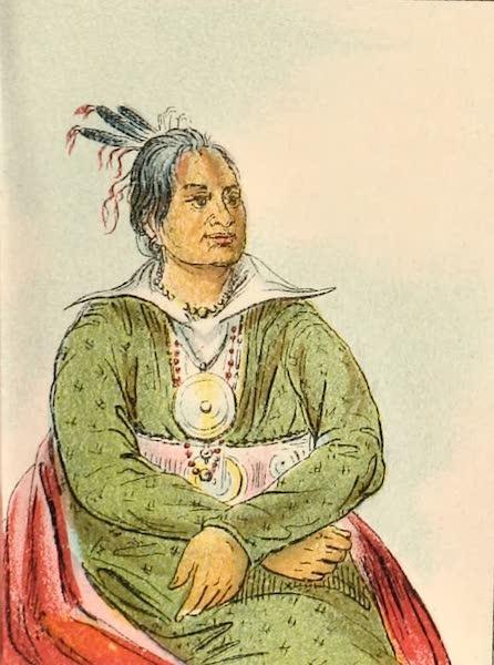 North American Indians Vol. 2 - Fig. 221 (1926)