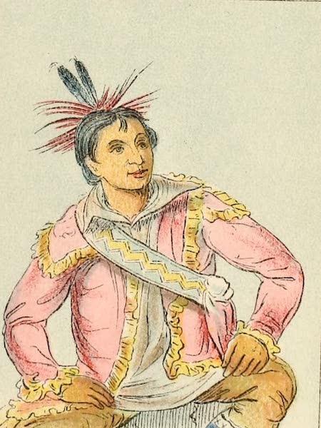 North American Indians Vol. 2 - Fig. 222 (1926)