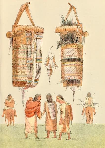 North American Indians Vol. 2 - Fig. 232 (1926)