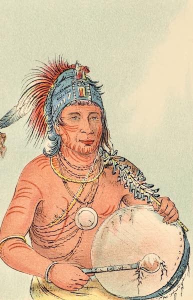 North American Indians Vol. 2 - Fig. 233 (1926)