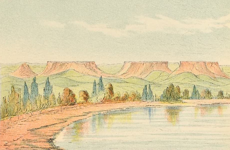 North American Indians Vol. 2 - Fig. 123 (1926)