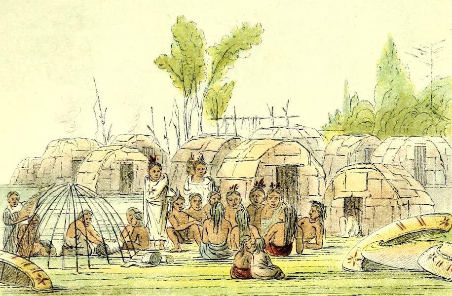 North American Indians Vol. 2 - Fig. 238 (1926)