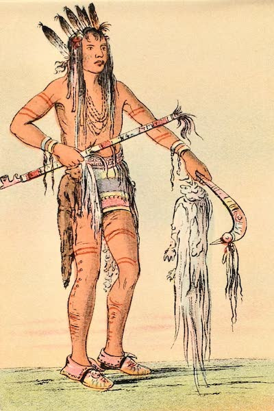 North American Indians Vol. 2 - Fig. 241 (1926)