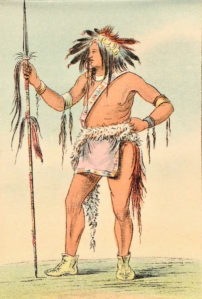 North American Indians Vol. 2 - Fig. 242 (1926)