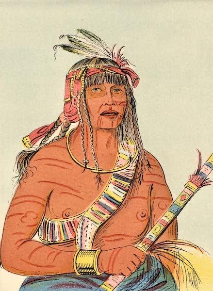 North American Indians Vol. 2 - Fig. 244 (1926)