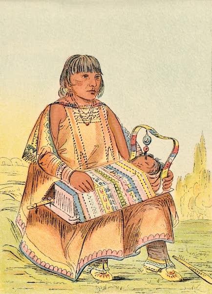 North American Indians Vol. 2 - Fig. 245 (1926)