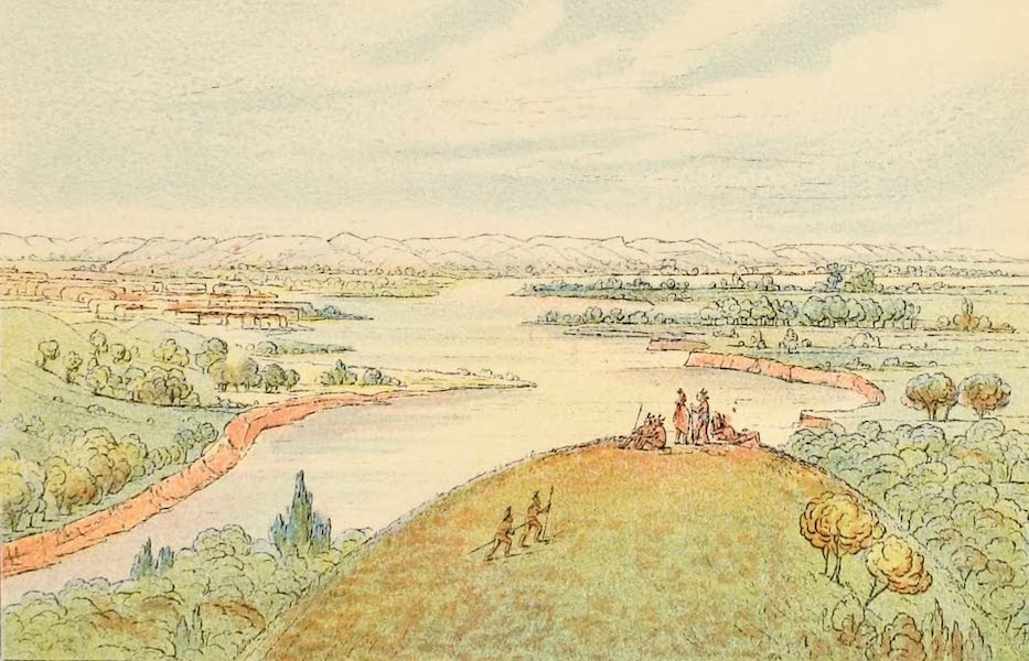 North American Indians Vol. 2 - Fig. 124 (1926)