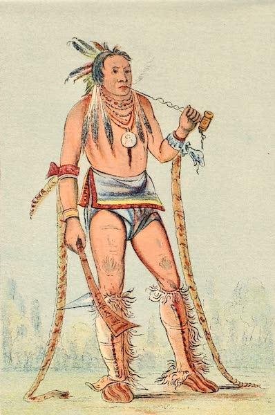 North American Indians Vol. 2 - Fig. 255 (1926)