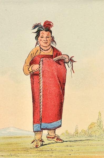 North American Indians Vol. 2 - Fig. 256 (1926)