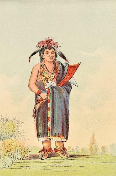 North American Indians Vol. 2 - Fig. 257 (1926)