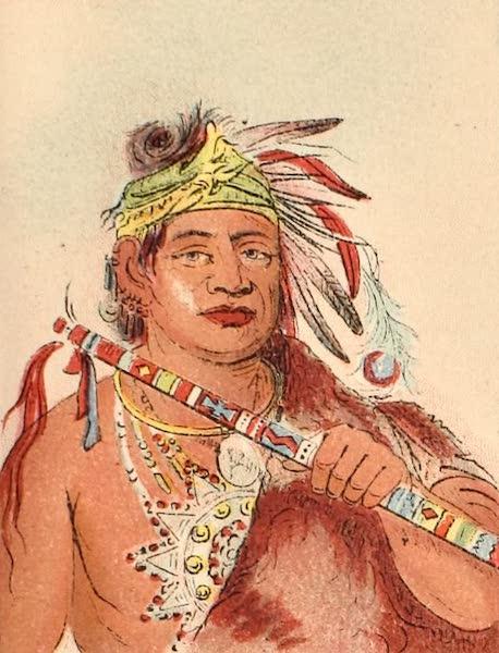 North American Indians Vol. 2 - Fig. 258 (1926)