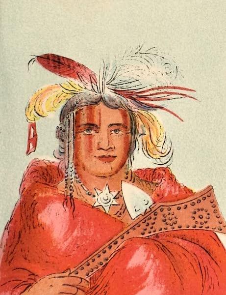 North American Indians Vol. 2 - Fig. 260 (1926)