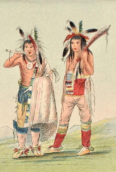 North American Indians Vol. 2 - Fig. 263 (1926)
