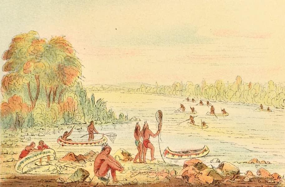 North American Indians Vol. 2 - Fig. 266 (1926)