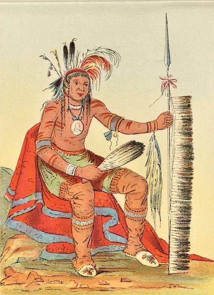 North American Indians Vol. 2 - Fig. 268 (1926)