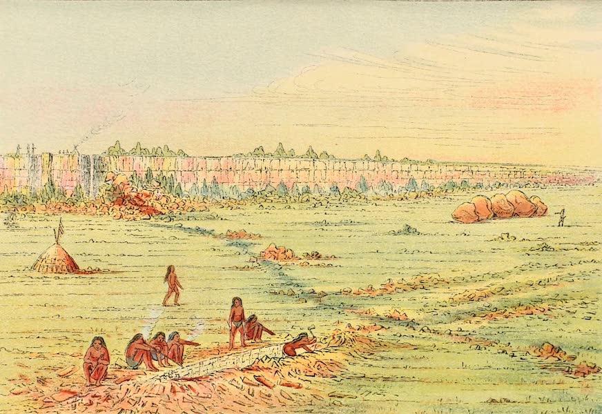 North American Indians Vol. 2 - Fig. 270 (1926)