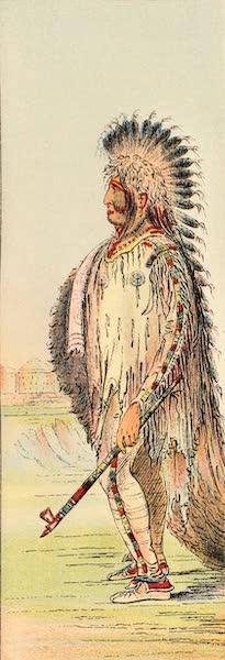 North American Indians Vol. 2 - Fig. 271 (1926)