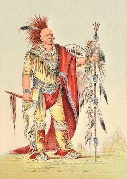 North American Indians Vol. 2 - Fig. 280 (1926)