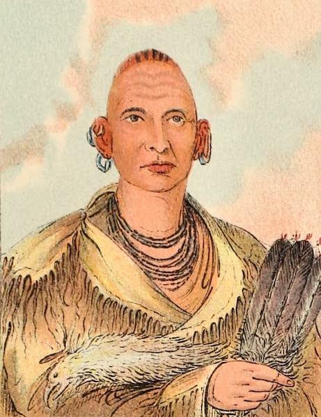 North American Indians Vol. 2 - Fig. 283 (1926)