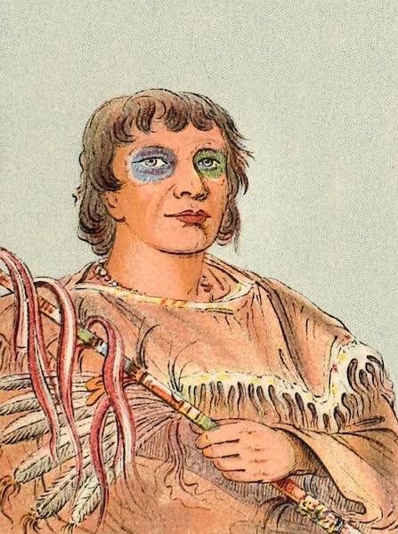 North American Indians Vol. 2 - Fig. 285 (1926)