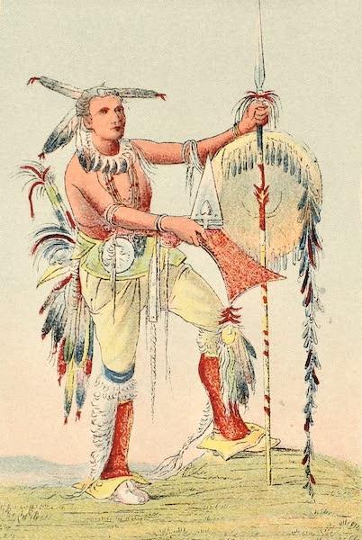 North American Indians Vol. 2 - Fig. 287 (1926)