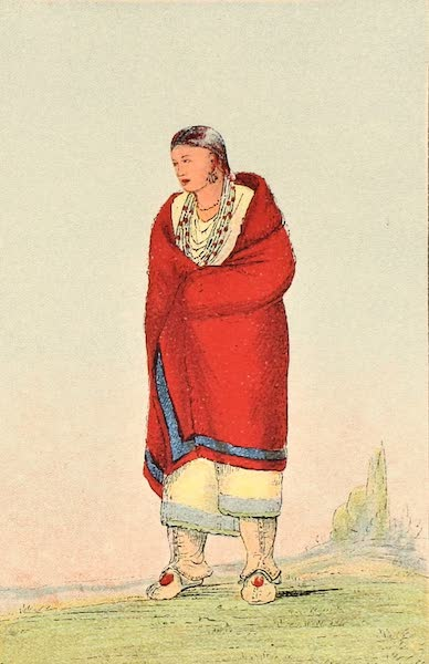 North American Indians Vol. 2 - Fig. 288 (1926)