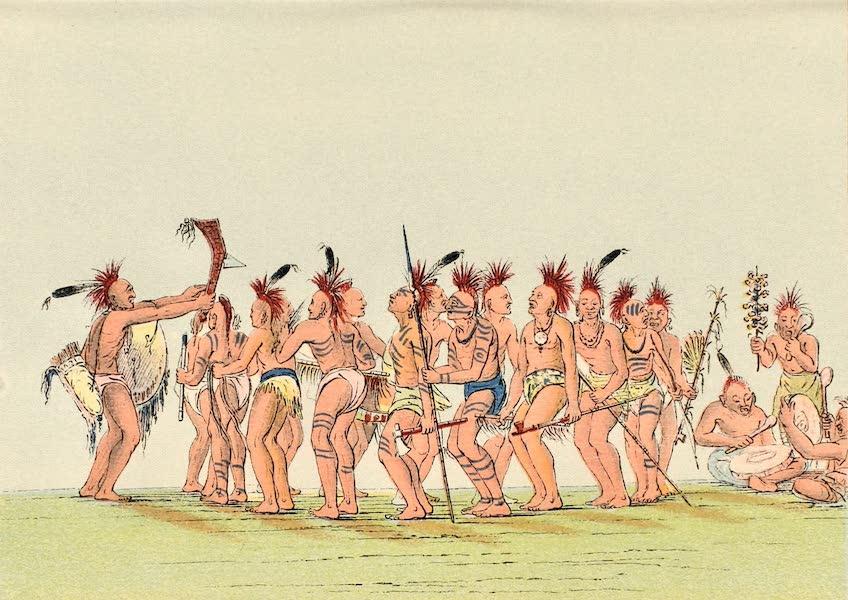 North American Indians Vol. 2 - Fig. 291 (1926)