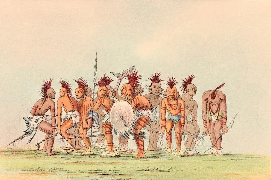 North American Indians Vol. 2 - Fig. 293 (1926)