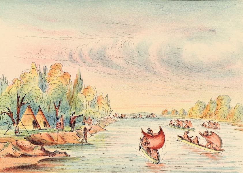 North American Indians Vol. 2 - Fig. 294 (1926)