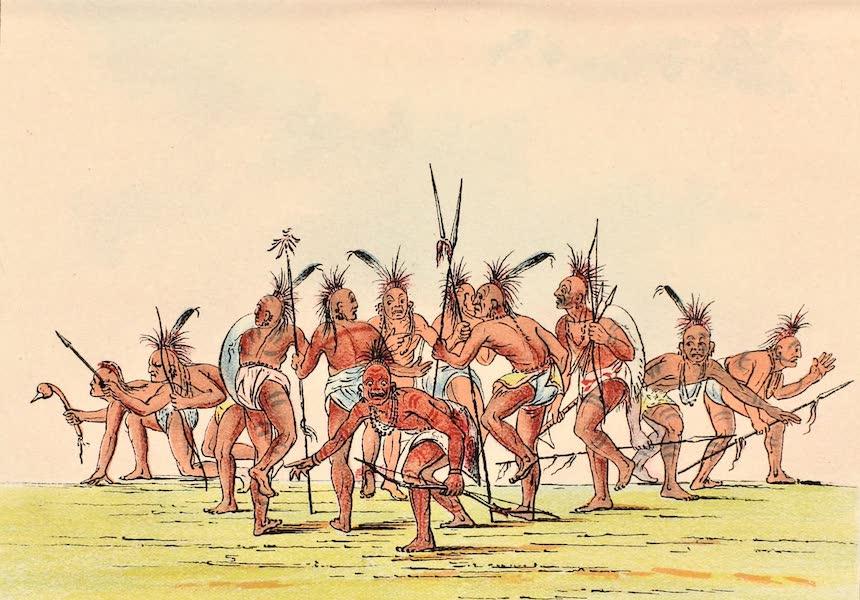North American Indians Vol. 2 - Fig. 295 (1926)