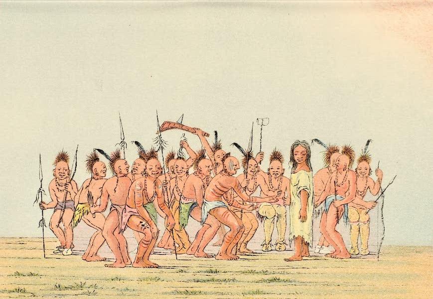 North American Indians Vol. 2 - Fig. 296 (1926)