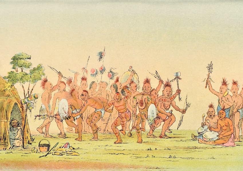 North American Indians Vol. 2 - Fig. 297 (1926)