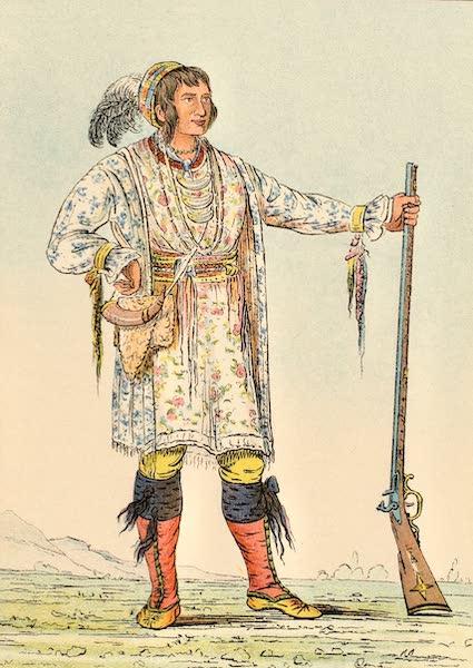 North American Indians Vol. 2 - Fig. 298 (1926)