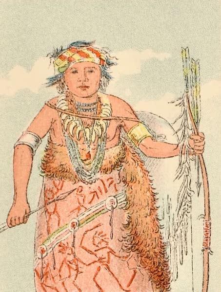 North American Indians Vol. 2 - Fig. 129 (1926)