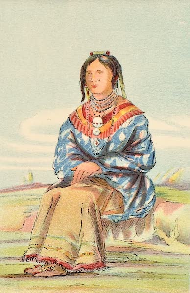 North American Indians Vol. 2 - Fig. 304 (1926)