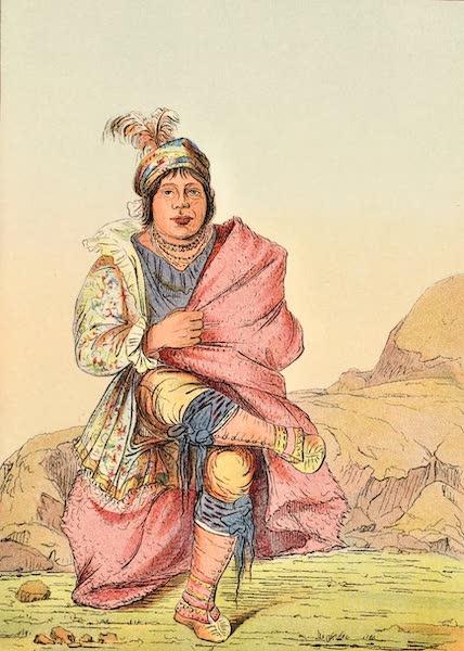 North American Indians Vol. 2 - Fig. 305 (1926)