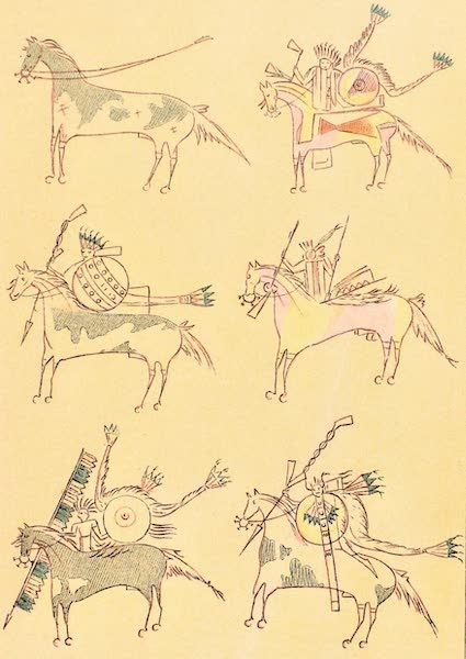 North American Indians Vol. 2 - Fig. 308 (1926)