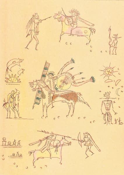 North American Indians Vol. 2 - Fig. 309 (1926)