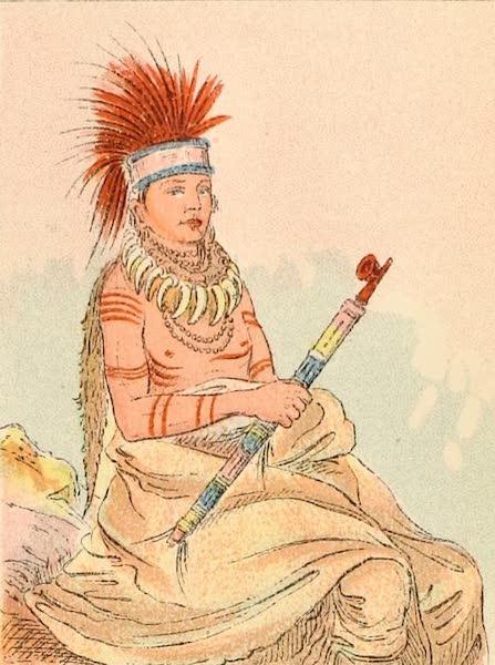 North American Indians Vol. 2 - Fig. 130 (1926)