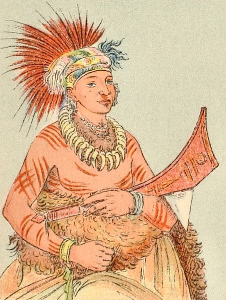 North American Indians Vol. 2 - Fig. 131 (1926)