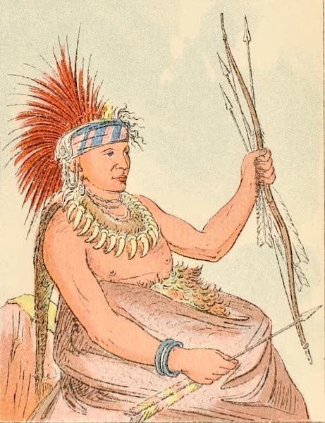 North American Indians Vol. 2 - Fig. 132 (1926)