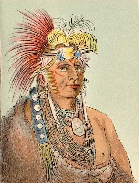 North American Indians Vol. 2 - Fig. 133 (1926)