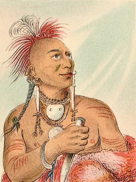 North American Indians Vol. 2 - Fig. 134 (1926)