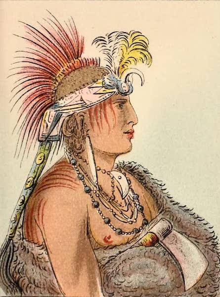 North American Indians Vol. 2 - Fig. 135 (1926)