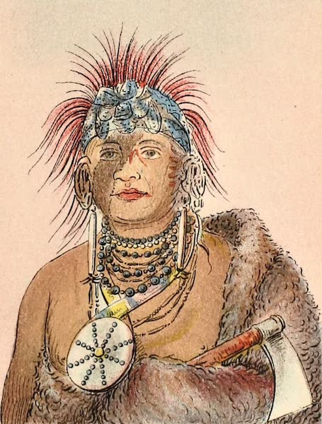 North American Indians Vol. 2 - Fig. 136 (1926)