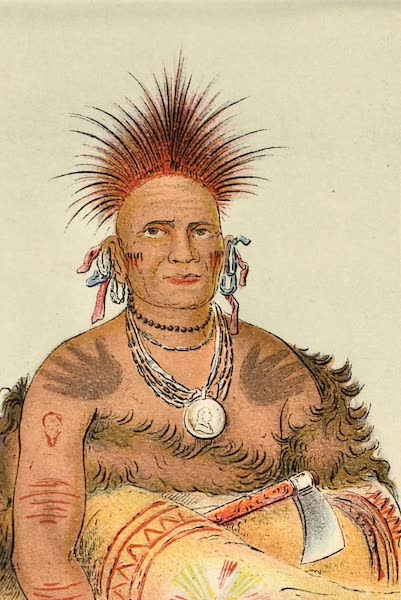 North American Indians Vol. 2 - Fig. 138 (1926)