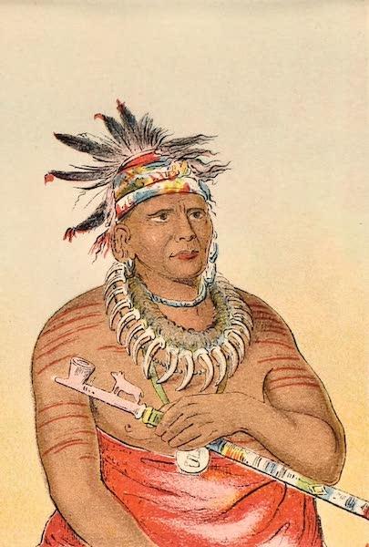 North American Indians Vol. 2 - Fig. 139 (1926)